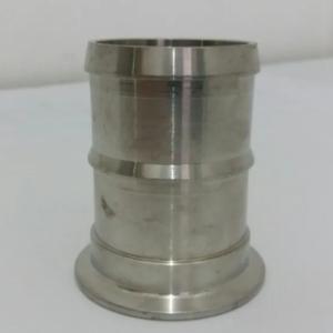 NIPLE TRI CLAMP 2 POL. AÇO INOX 304 ADAPTADOR MANG.