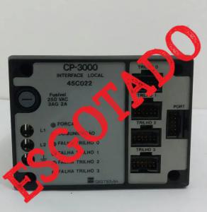 INTERFACE LOCAL CP3000 45CO22 LS AUTOMAÇÃO (RECONDICIONADO)
