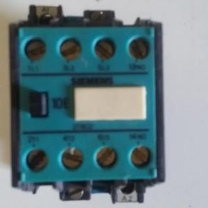 CONTACTOR SIEMENS 3TB0210-OA 16A