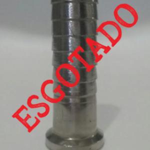ESPIGÃO ADAPTADOR MANGUEIRA 3/4 AI 304 CONEXÃO TC